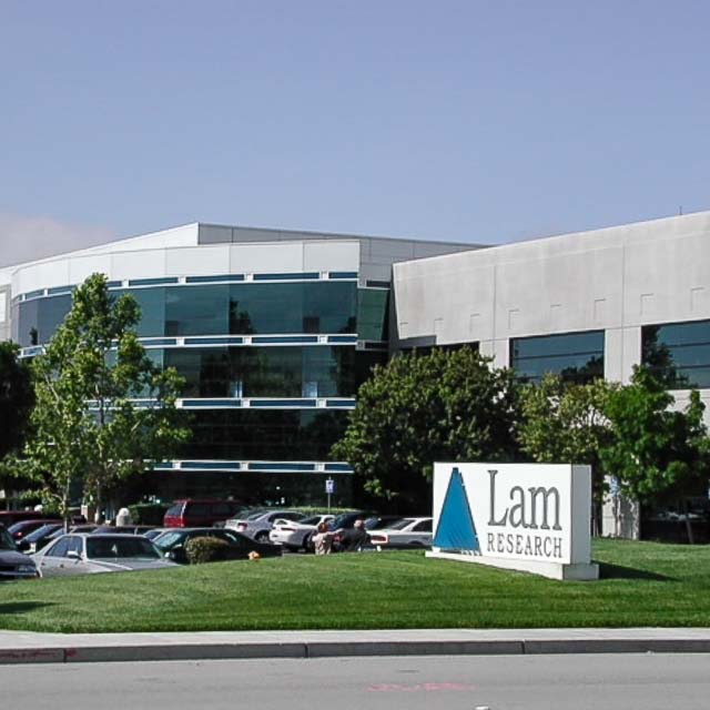 Lam Research in Livermore