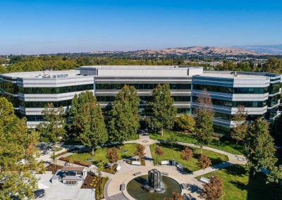 Office building complex in Pleasanton California